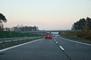 Ponad 300 mln zł za przebudowę odcinka poniemieckiej autostrady A18