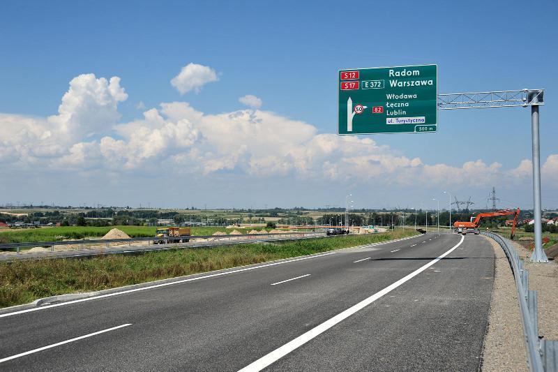 Obwodnica Lublina w ciągu dróg ekspresowych S17, S12