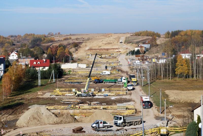 Budowa drogi ekspresowej S19 - zachodniej obwodnicy Rzeszowa