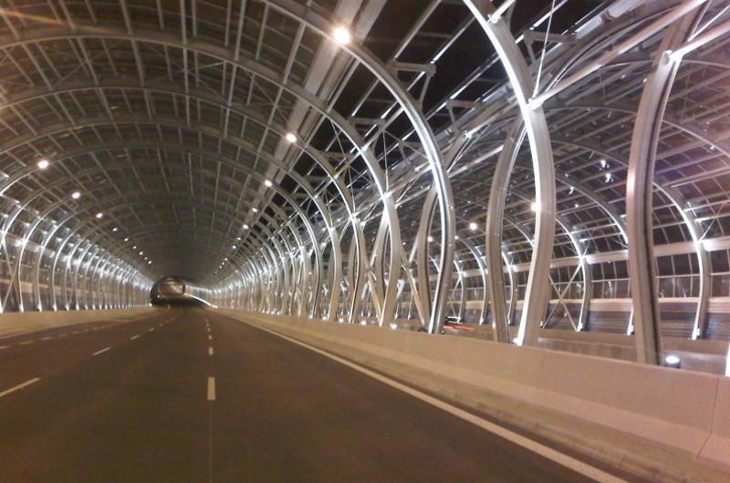 Trasa Toruńska w Warszawie w ciągu drogi ekspresowej S8