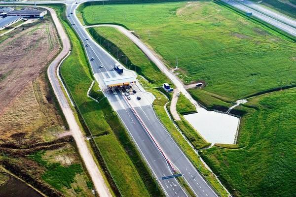 Stacja Poboru Opłat - autostrada A1