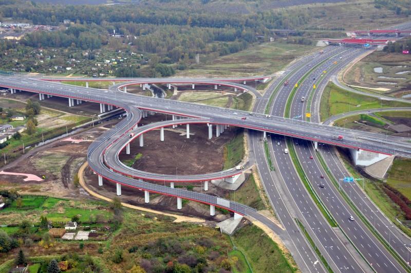 Gliwice - połączenie autostrady A1 z Drogową Trasą Średnicową