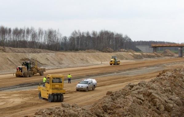 Budowa autostrady A1 Stryków - Tuszyn