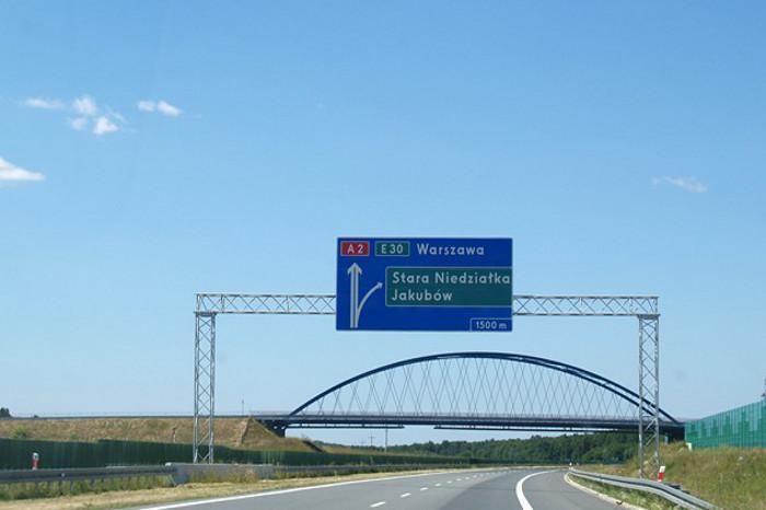 Autostrada A2 - Obwodnica Mińska Mazowieckiego