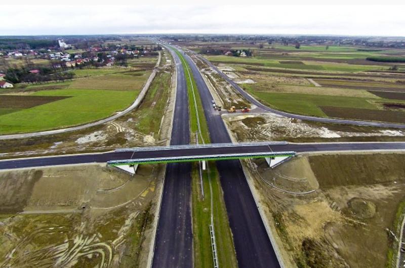 Budowa autostrady A4 Rzeszów - Jarosław