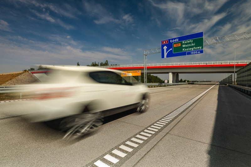 Autostrada A1 Pyrzowice Częstochowa Południe otwarta
