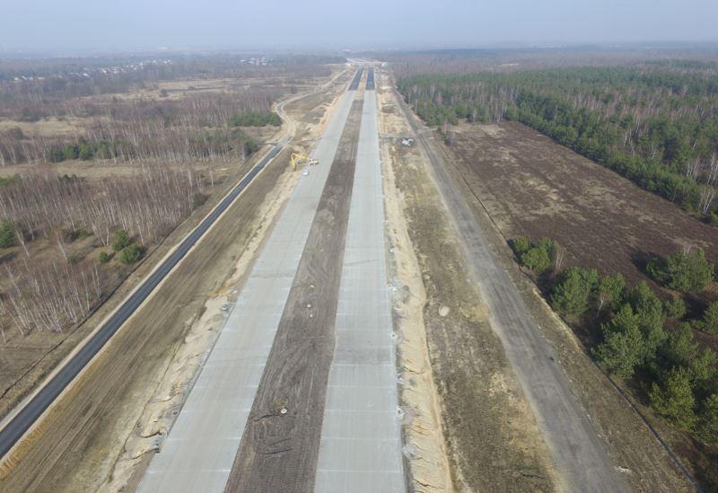 Budowa autostradowej obwodnicy Częstochowy stanęła w miejscu. Nowy wykonawca za ponad 430 mln zł ma zapewnić przejezdność do końca roku