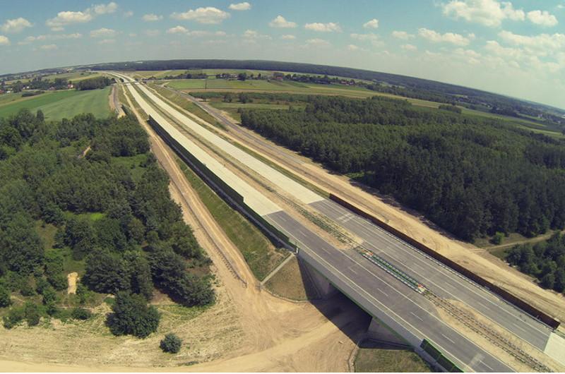 Dużo pytań od firm zainteresowanych budową autostrady A1 i drogi S14