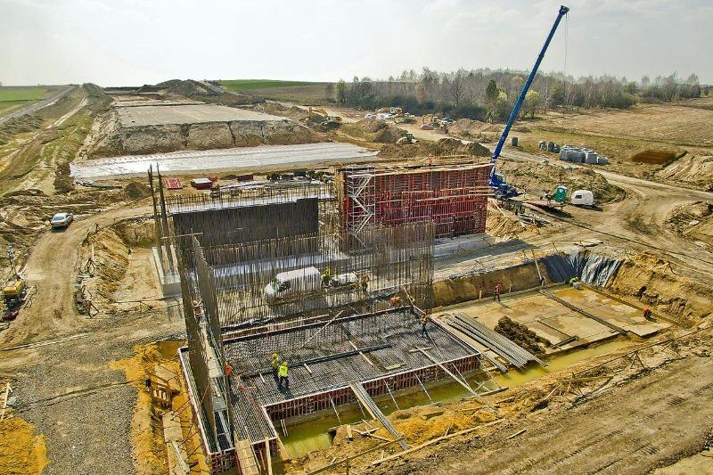 Budowa autostrady A1 Cżęstchowa - Pyrzowice