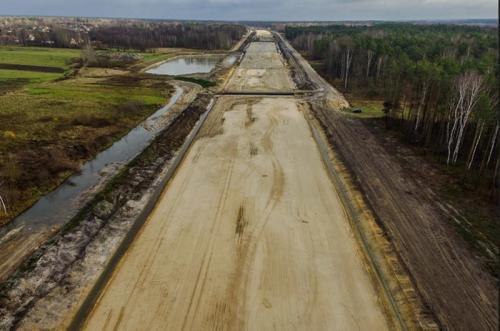 GDDKIA podpisze umowę na autostradę A2 od Białej Podlaskiej do wschodniej granicy