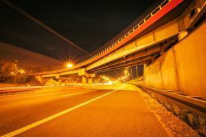 Prace naprawcze na autostradzie A4 Katowice - Kraków