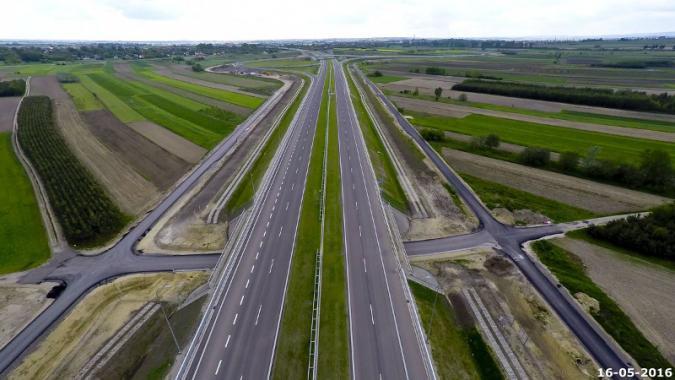 Autostrada A4 Rzeszów – Jarosław otwarta!