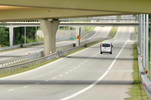 Autostrada A6 - obwodnica Szczecina w galerii zdjęć