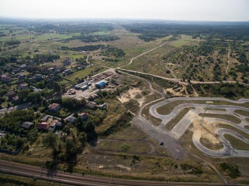 Budowa autostrady A1 Częstochowa - Pyrzowice. Odcinek Rząsawa - Blachownia