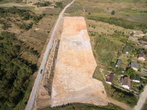 Budowa autostrady A1 Częstochowa - Pyrzowice. Odcinek Blachownia - Zawodzie