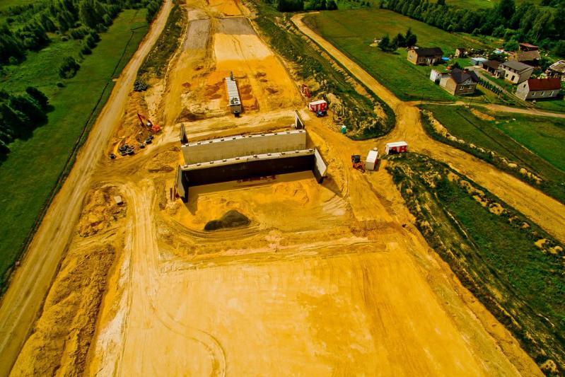 Autostrada A1 w budowie - woj. śląskie