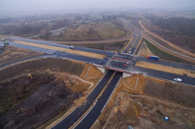 A1 z Częstochowy do Pyrzowic przejezdna w II połowie 2019 r. Raport z prac