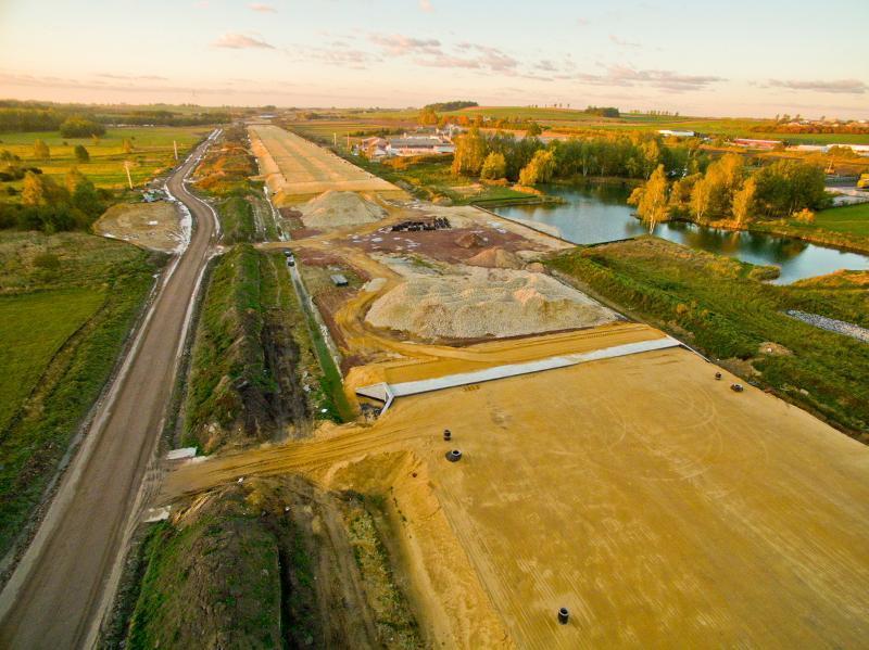 Budowa autostrady A1 Tuszyn - Pyrzowice