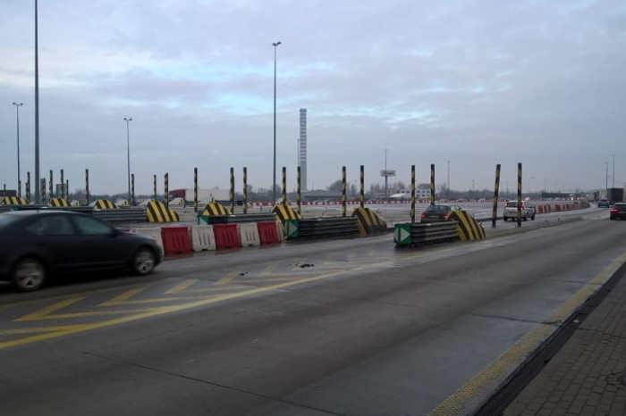Autostrada A1: Kierowcy nie będą musieli zwalniać na PPO Pruszków