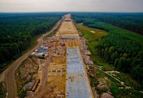 A1 Tuszyn – Częstochowa: Umowy w połowie tego roku, pojedziemy w 2022