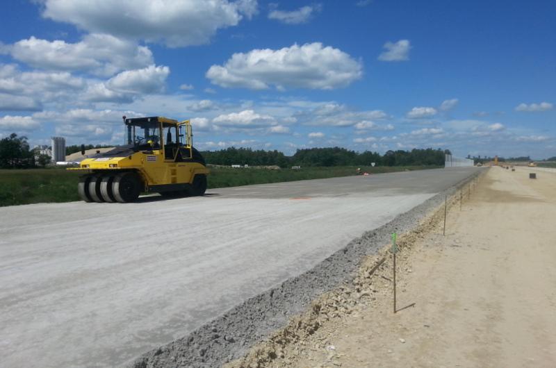 Dzisiaj umowa na kolejny odcinek autostrady A1 w woj. łódzkim