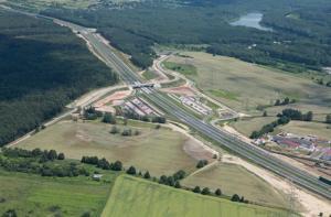 Uwaga! Prace na autostradzie A1 Pyrzowice – Piekary Śląskie