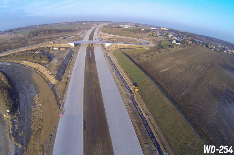 Autostrada A1 Stryków – Tuszyn na wakacje?