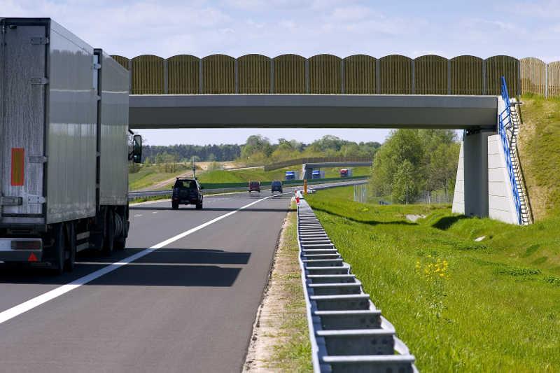 Utrudnienia na A2: Nadal jedną jezdnią na obwodnicy Poznania