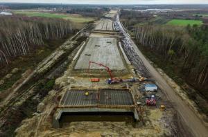 Unia dołoży się do budowy autostrady A2 Warszawa – Mińsk Mazowiecki