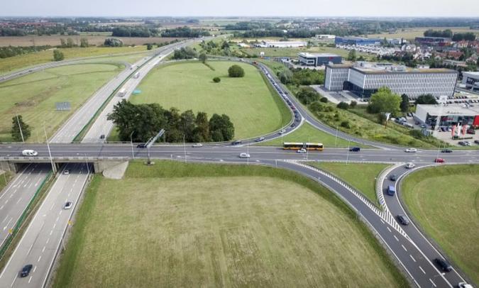 Remont i korki na A4 pod Wrocławiem. GDDKIA szuka wykonawcy prac