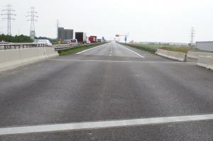 Bez utrudnień na A4 w Gliwicach