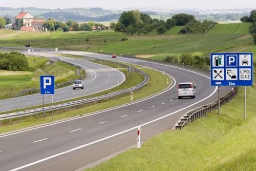 Autostrada A4: Przebudowa MOP na A4 Katowice – Kraków