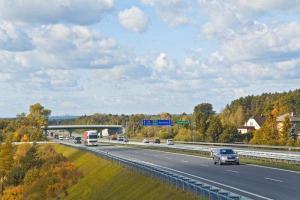 Od 1 marca podwyżki na autostradzie A4 Katowice - Kraków