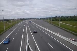 Przebudowa i utrudnienia na autostradzie A4 Kraków - Tarnów