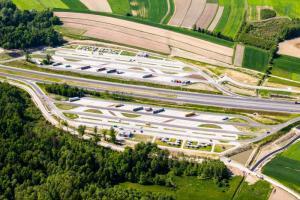 GDDKIA wydzierżawi MOP-y przy autostradzie A4 na Podkarpaciu