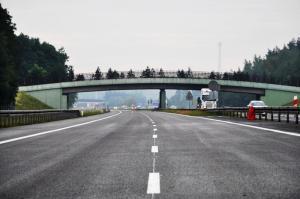 Wakacyjna przerwa w remoncie dolnośląskiej autostrady A4