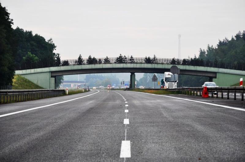 Autostrada A4 w woj. opolskim