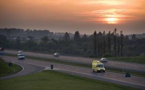Kolejne prace na  A4 Katowice - Kraków