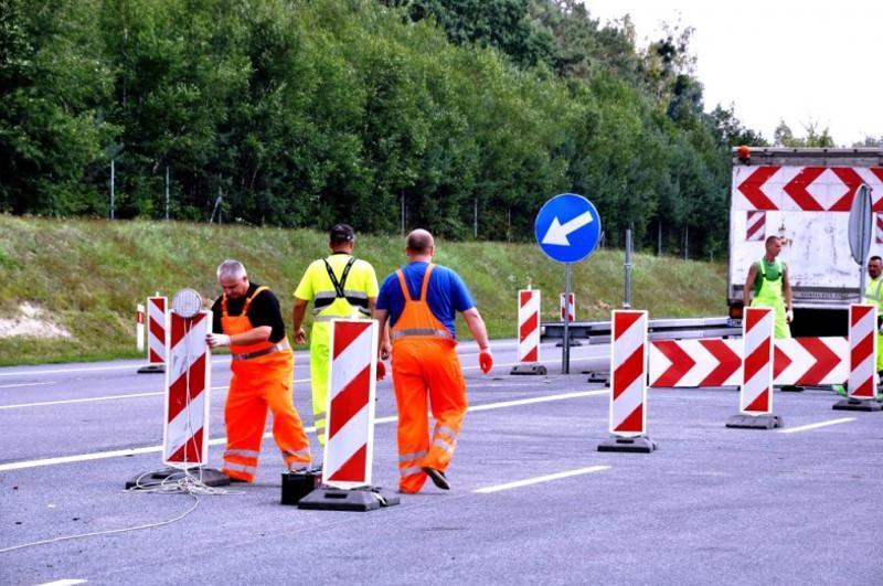 Remont autostrady A4. Kierowcy stoją w olbrzymich korkach