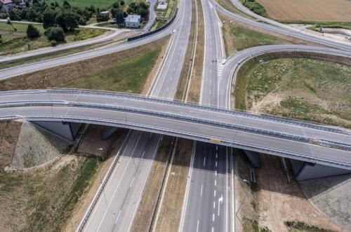 Najdłuższa autostrada w Polsce przejezdna! A4 Rzeszów - Jarosław otwarta!