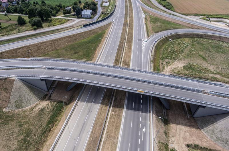 Autostrada A4 Rzeszów - Jarosław