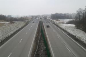 Koniec utrudnień na autostradzie A4 Legnica – Złotoryja