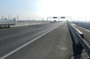 Autostrada A4 w Gliwicach z utrudnieniami. Wymiana dylatacji