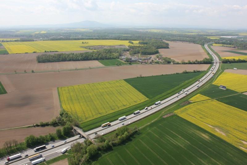 Autostrada A4 Wrocław - Legnica - Krzyżowa