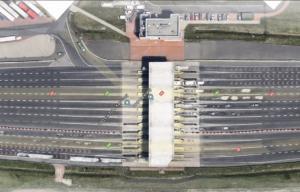 Będą korki na A4. Czeka nas remont Punktu Poboru Opłat koło Wrocławia