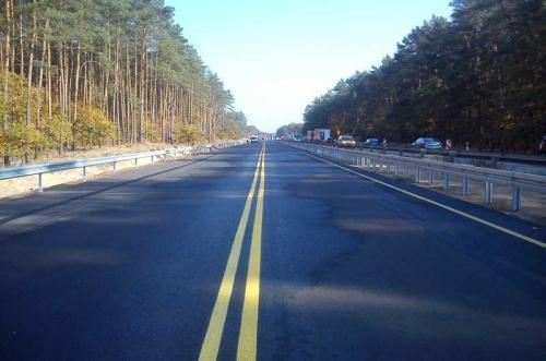 Przebudowa autostrady A6: Ruch nową jezdną w kierunku Szczecina
