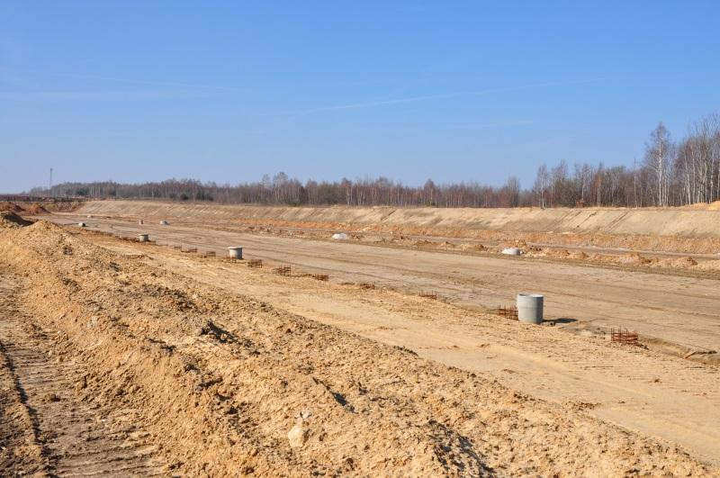 Budowa autostrady A1 przez Salini