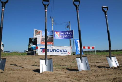 Łącznik autostrady A4 w Dębicy już w budowie