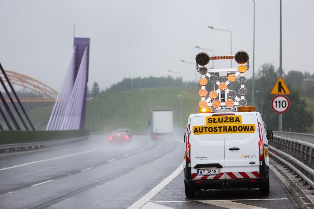Ponad 167 mln zł za utrzymanie autostrady A1 na Śląsku