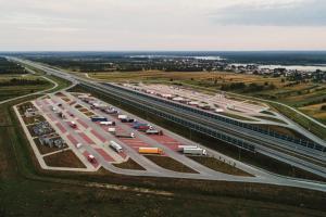 Bez tankowania na podkarpackiej autostradzie A4. GDDKIA szuka dzierżawców MOP